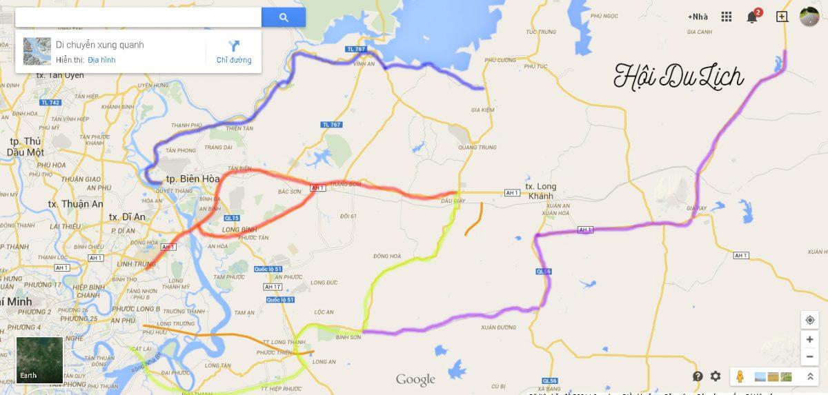 Sài Gòn đi Đà Lạt