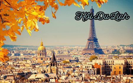 Du lịch Paris - Thái Dương