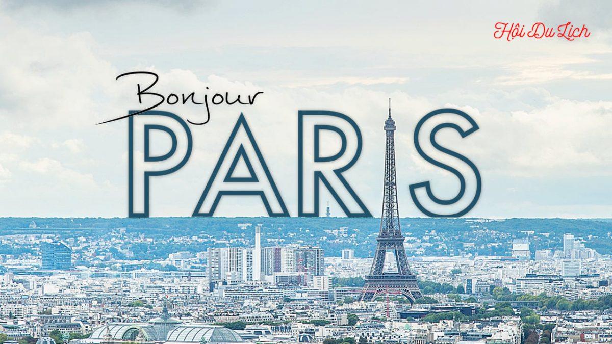Du Lịch Paris - Hội Du Lịch