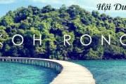 Hai ngày một đêm trên đảo thiên đường Koh Rong