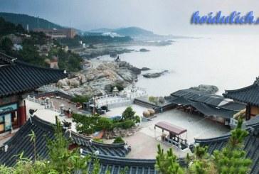 Review du lịch Hàn Quốc tháng 12 (Phần 2)