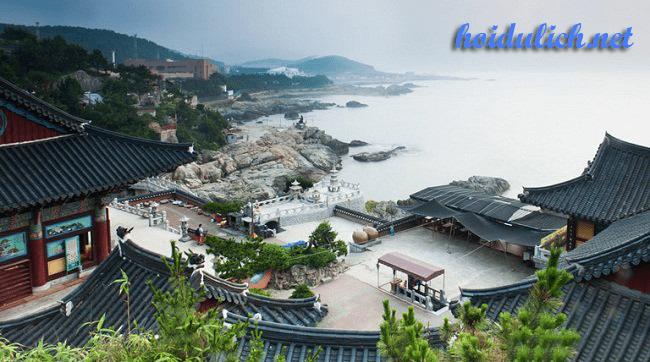 Review du lịch Hàn Quốc