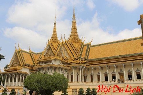 Phượt Phnom Penh