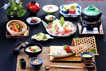 Du lịch Nhật Bản cùng Hội Du Lịch (P2) – Ẩm thực Nhật Bản