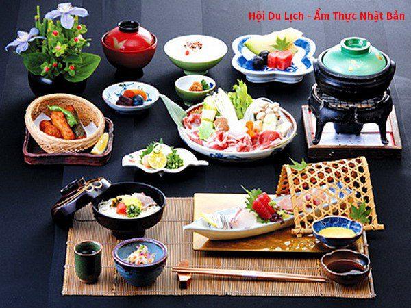 Du lịch Nhật Bản cùng Hội Du Lịch (P2) - Ẩm thực Nhật Bản