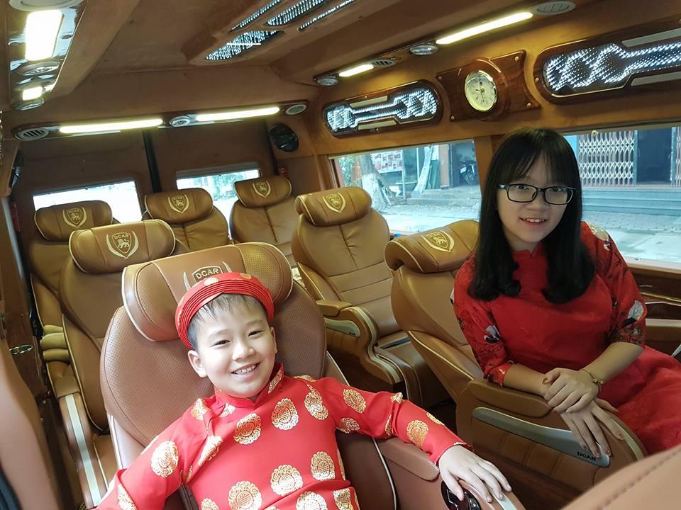 Limousine đi Đà Lạt - Thái DươngLimousine