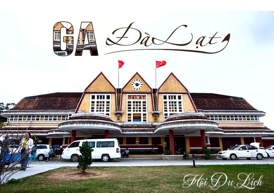 địa điểm check in tại Đà Lạt
