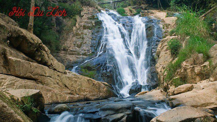 thác Hang Cọp