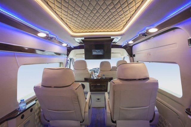 Limousine đi Đà Lạt - Nhật Đoan Limousine
