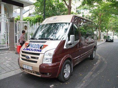 Limousine-di-Da-Lat