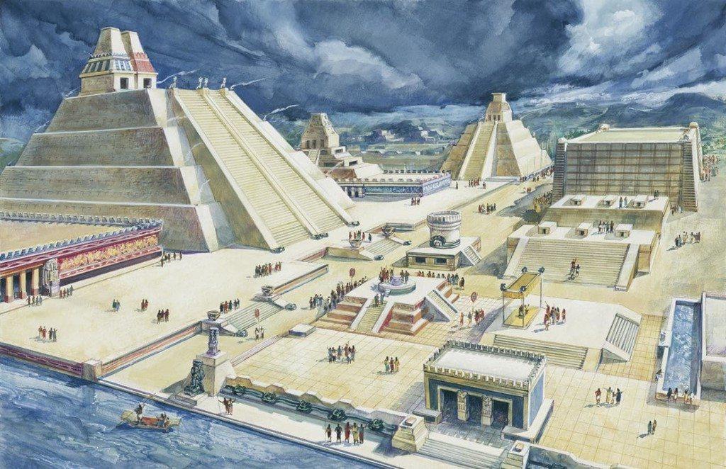 Các thành phố lớn trên thế giới thời còn hoang sơ