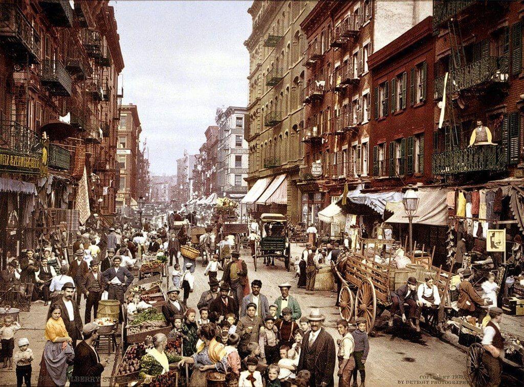Thành phố lớn - Manhattan