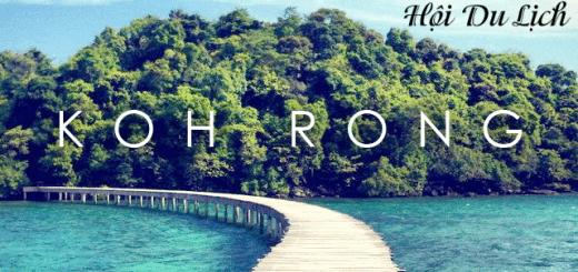 đảo thiên đường Koh Rong