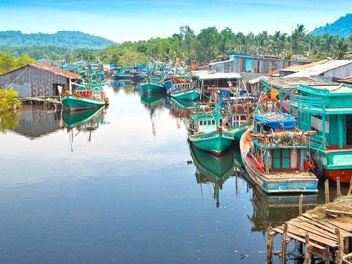 Du lịch Phú Quốc - làng chài Hàm Ninh