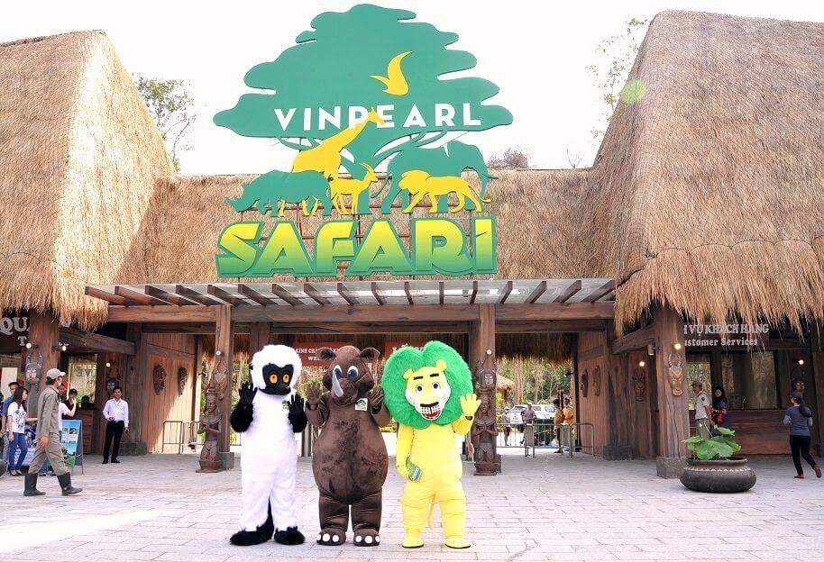 Du lịch Phú Quốc - Safari Phú Quốc