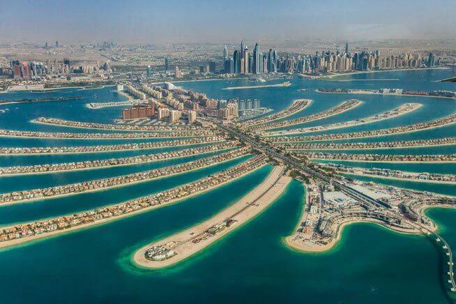 Thành phố lớn - Dubai