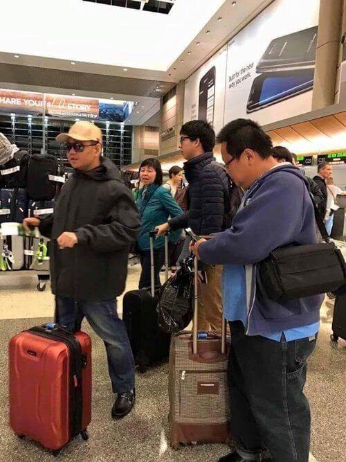 Minh Béo đã về tới Việt Nam sau khi ra tù