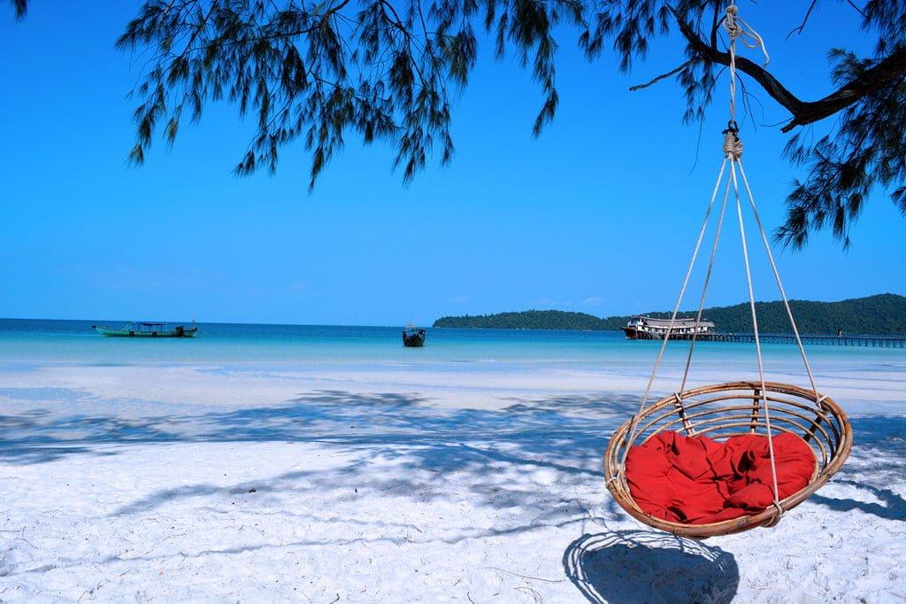 kinh nghiệm du lịch đảo Koh Rong Samloem