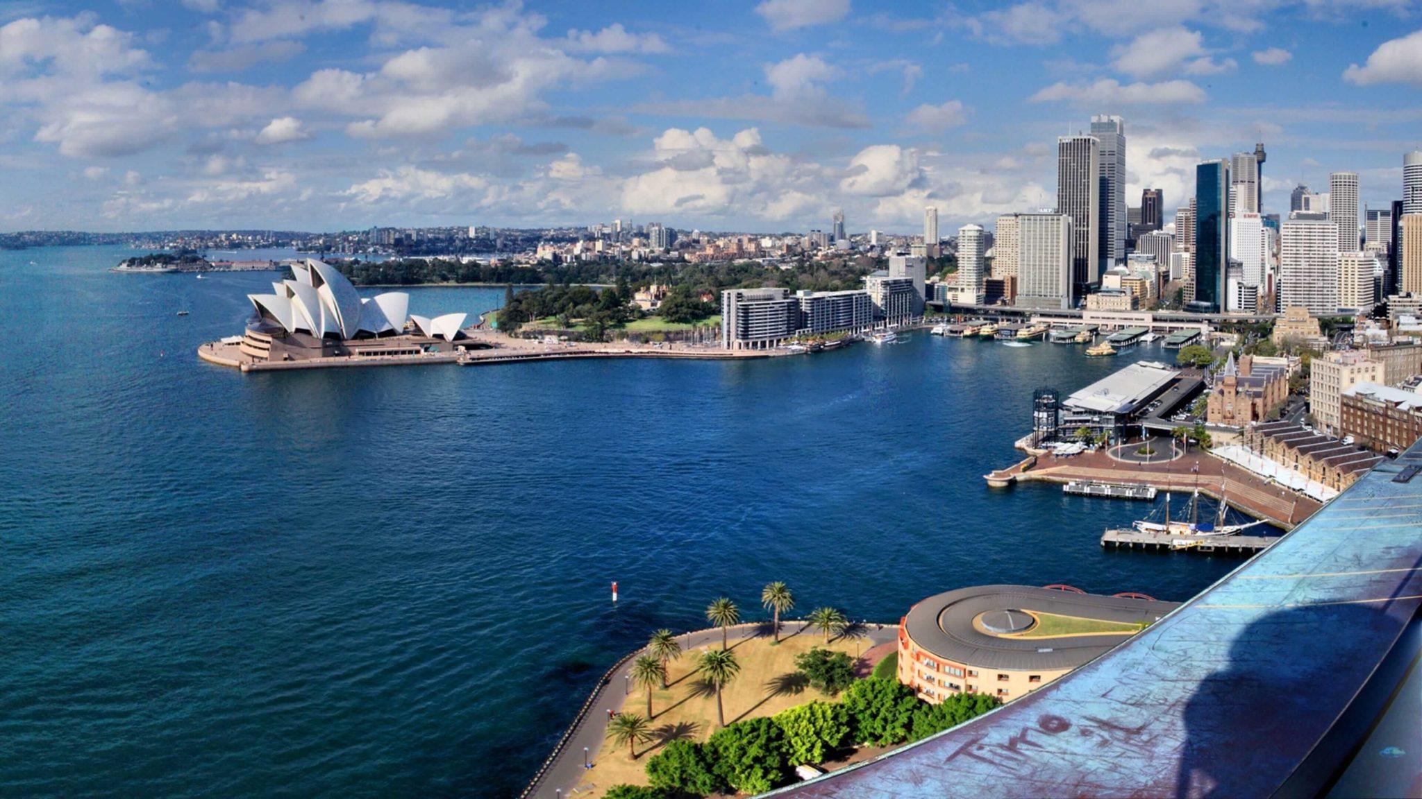 Nhà hát Opera Sydney - Du lịch Australia