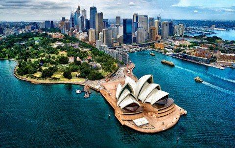 Du lịch Australia vào mùa hè có gì hấp dẫn? - Hội Du Lịch