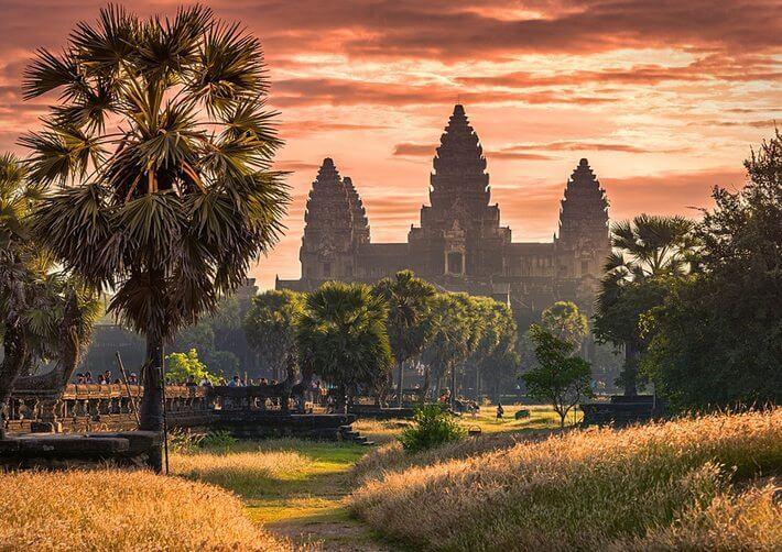 Thánh địa Kulen - Điểm du lịch lý tưởng tại Campuchia