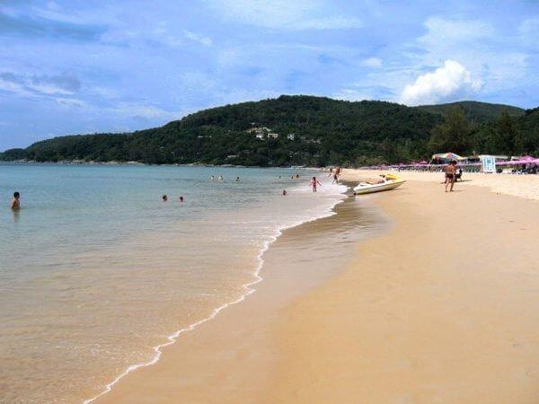 Vui hè không giới hạn tại đảo Phuket - Thái Lan