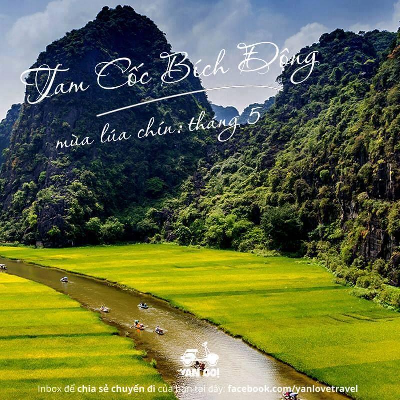 Việt Nam 12 tháng nên đi đâu tháng 5 ?
