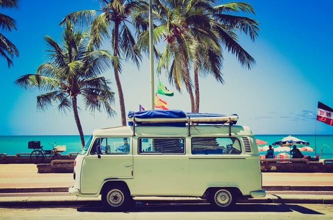 Ghép các phương tiện du lịch để tăng cảm giác trải nghiệm khi đi qua nhiều thành phố khác nhau