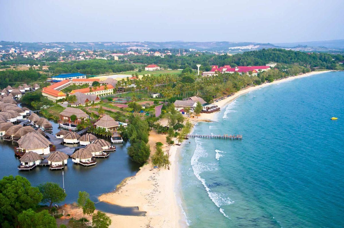 Các địa điểm tham quan ở Sihanoukville - Sokha