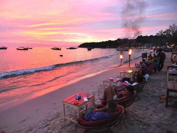 Các địa điểm tham quan ở Sihanoukville - Serendipity beach