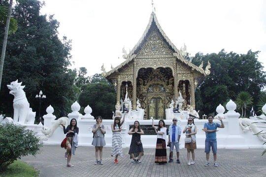 Thái Lan là điểm đến hấp dẫn với du khách Việt Nam do chi phí rẻ và có nhiều nét văn hóa tương đồng.