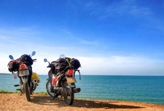 Phượt tết Tây bằng xe máy thì phải chú ý những gì ?