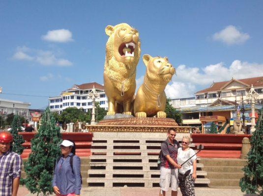 Đừng nghĩ Sihanoukville chỉ có du lịch biển thôi