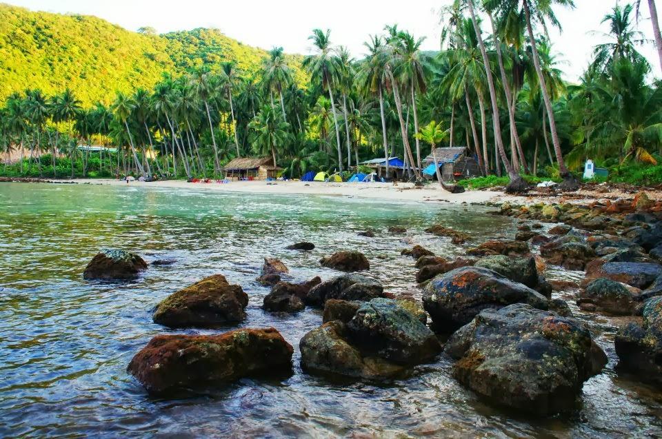 Quần đảo Nam Du - Hòn Mấu