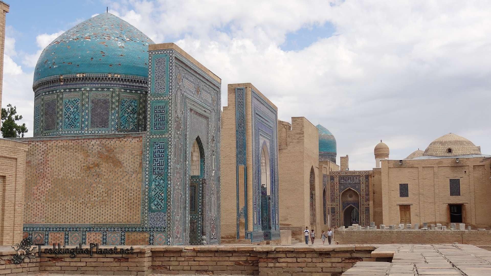 Shah-i Zinda - nghĩa địa huyền bí bậc nhất thế giới