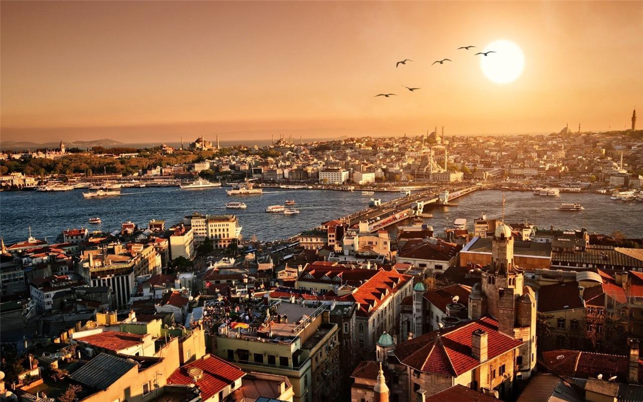 Istanbul - Trái tim của Thổ Nhĩ Kỳ