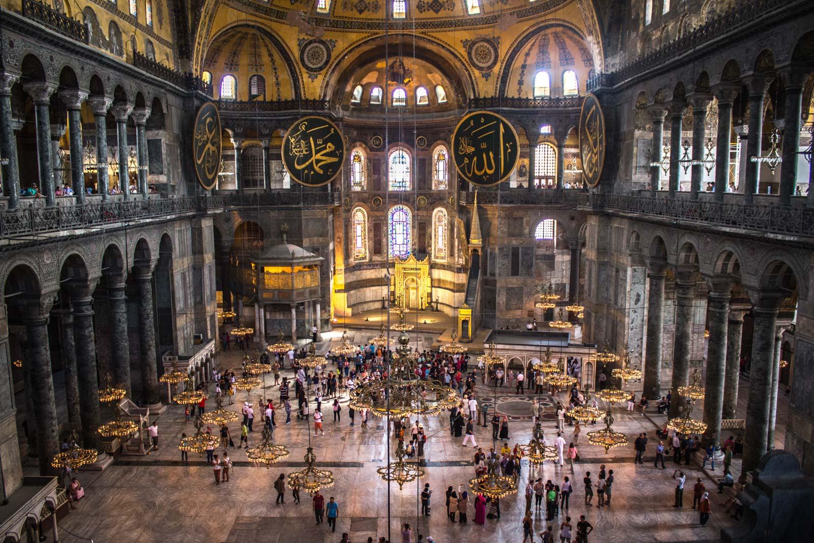Hagia Sophia - Trái tim của Thổ Nhĩ Kỳ