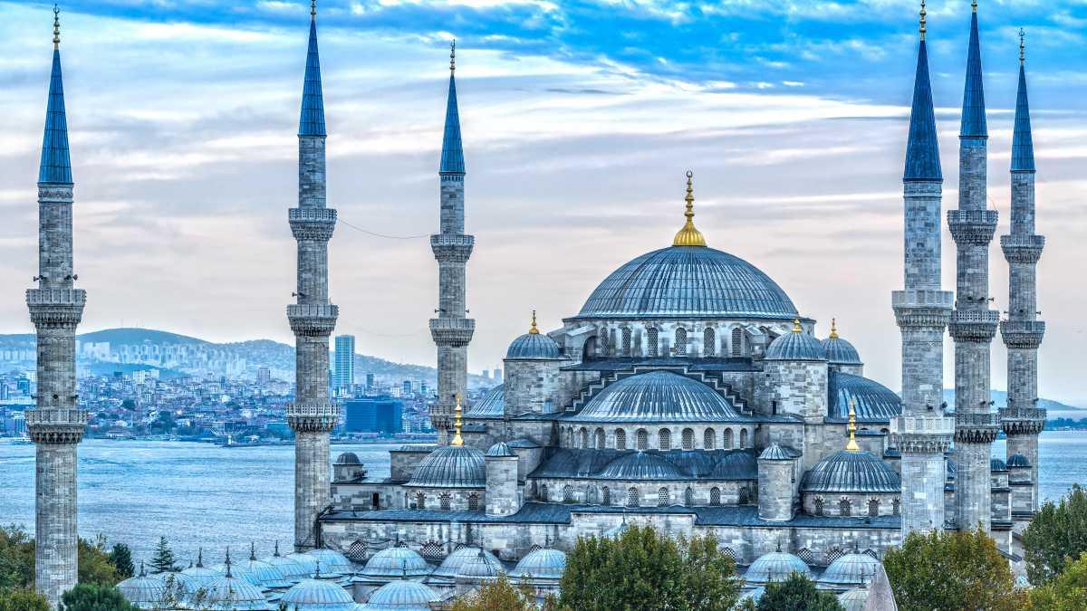 The Blue Mosque - Trái tim của Thổ Nhĩ Kỳ