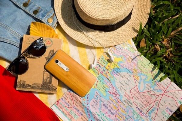 những món đồ hữu ích khi đi du lịch biển