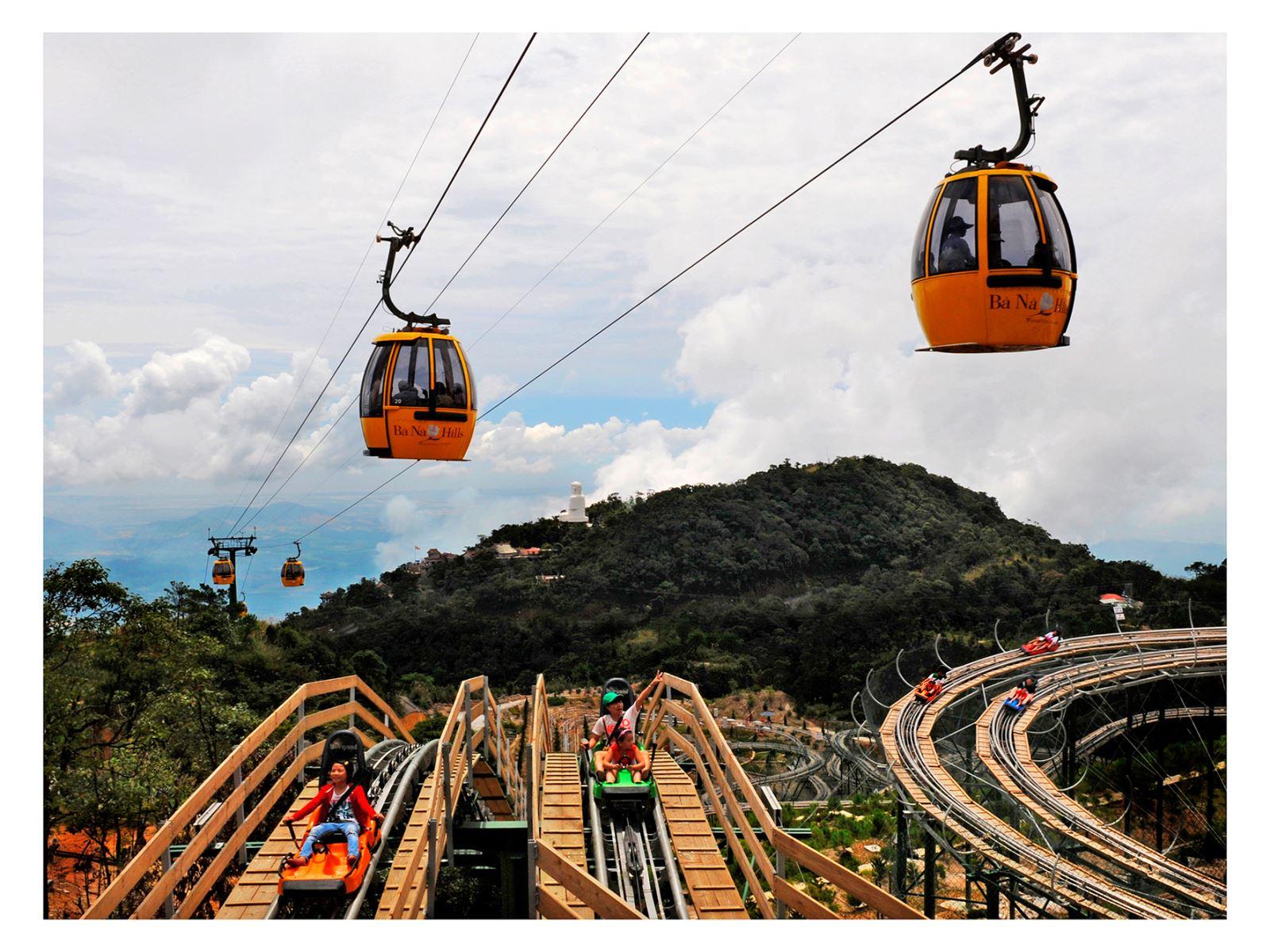 Du lịch Bà Nà Hill tại Đà Nẵng