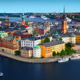 10 thành phố nổi tiếng sạch nhất thế giới