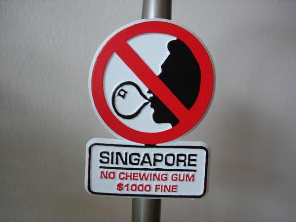 Du lịch Singapore phải chú ý đến 14 điều sau đây