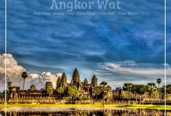 Một thoáng du lịch Siem Reap – Campuchia