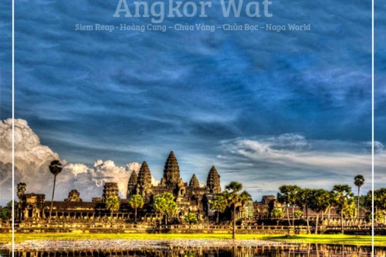 Siem Reap - Du lịch Đông Nam Á