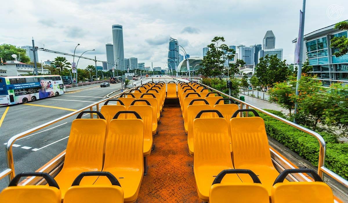 Funvee Hopper - Du lịch Singapore 3N2D