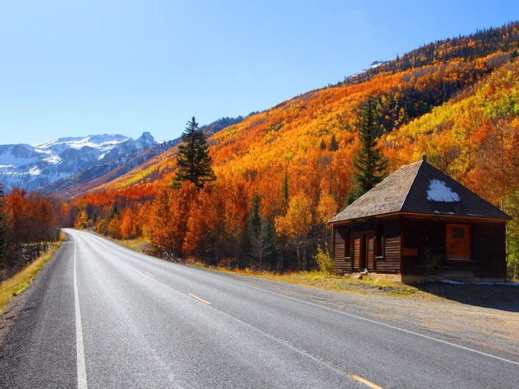 Đường cao tốc 550, Colorado (Mỹ)