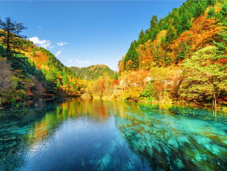 Vườn quốc gia Cửu Trại Câu (Trung Quốc)