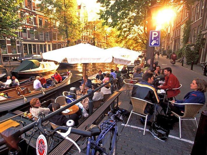 Văn hóa Cafe ở Hà Lan