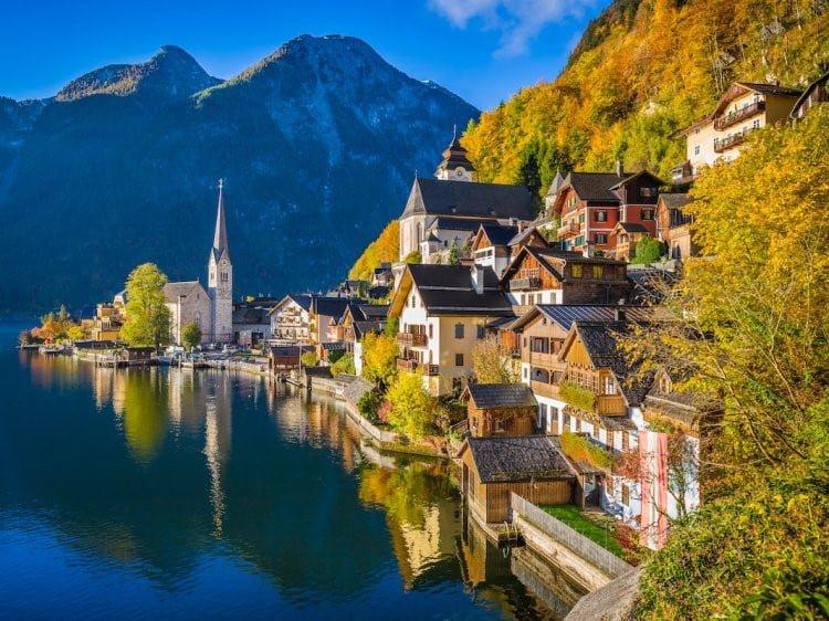 Hallstätter See (Áo)