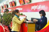 Nhanh tay săn vé máy bay tết 2019 cùng Vietnam Airlines, Vietjet và Jetstar